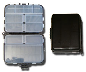 Large Folding Fly Box - 11 Compartment
