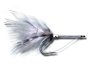 Baitfish Fly - Emerald Pearl