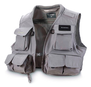 <font color=red>On Sale - Clearance</font><br>Simms Freestone Vest - Gunmetal