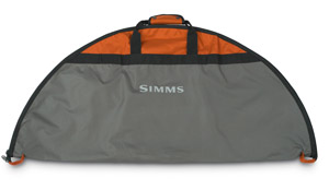 <font color=red>On Sale - Clearance</font><br>Simms Headwaters Taco Bag - Dk Elkhorn