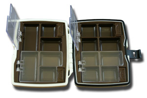 Heavy Duty Compact Fly Box - 14 Compartment