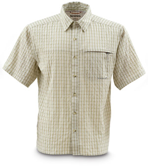 <font color=red>On Sale - Clearance</font><br>Simms Inlet Shirt - Taupe