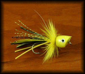 Mini Popper - Yellow