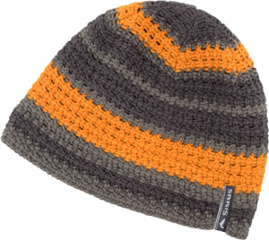 <font color=red>On Sale - Clearance</font><br>Simms Chunky Beanie - Amber