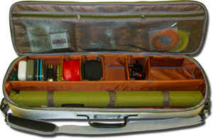 Fly Shack Hardside Rod and Gear Case