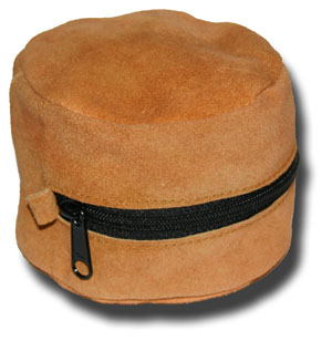 Suede Reel Case