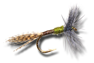 Tenkara BWO Emerger
