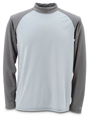 Simms Waderwick Crew Top - Grey