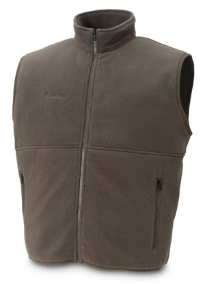 <font color=red>On Sale - Clearance</font><br>Simms Waderwick Vest - Brown