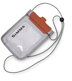 <font color=red>On Sale - Clearance</font><br>Simms Dry Creek Tech Pouch
