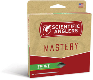 Scientific Anglers Mastery Trout - Optic Green/Green
