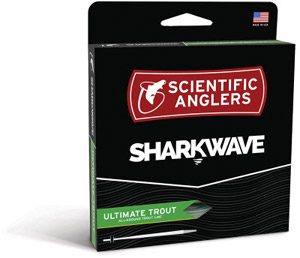 Scientific Anglers SharkWave Ultimate Trout - Stealth (Mist Green/Dark Willow/Willow Tip)