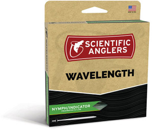 <font color=red>On Sale - Clearance</font><br>Scientific Anglers Wavelength Nymph - Willow/Orange