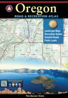 BENCHMARK OREGON ROAD & RECREATION ATLAS 9TH EDITION