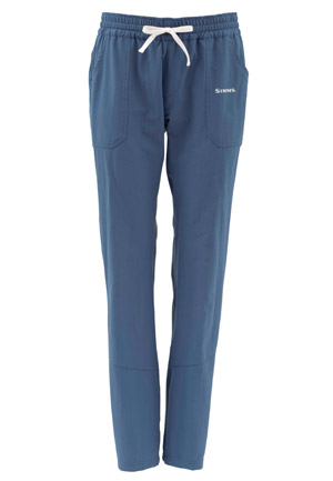<font color=red>On Sale - Clearance</font><br>Simms Women's Isle Pants - Dark Blue