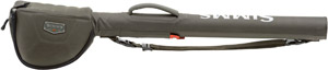<font color=red>On Sale - Clearance</font><br>Simms Bounty Hunter Single Rod Reel Case - Coal