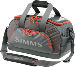 <font color=red>On Sale - Clearance</font><br>Simms Challenger Tackle Bag Small - Anvil