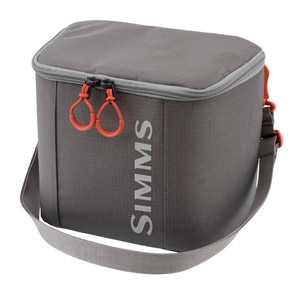 <font color=red>On Sale - Clearance</font><br>Simms Padded Organizer - Gunmetal