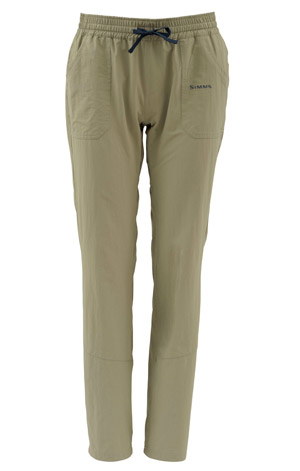 <font color=red>On Sale - Clearance</font><br>Simms Women's Isle Bugstopper Pants - Sage