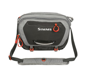 <font color=red>On Sale - Clearance</font><br>Simms Freestone Hip Pack - Steel