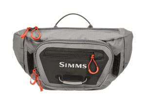 <font color=red>On Sale - Clearance</font><br>Simms Freestone Tactical Hip Pack - Steel