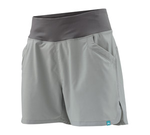 <font color=red>On Sale - Clearance</font><br>Simms Women's Taiya Short - Granite