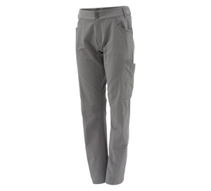 <font color=red>On Sale - Clearance</font><br>Simms Women's Mataura Pant - Pewter
