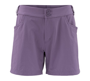 <font color=red>On Sale - Clearance</font><br>Simms Women's Mataura Short - Thistle