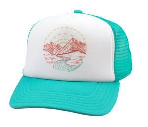 Simms Women's Adventure Trucker - Aruba