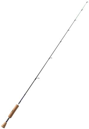 13 Fishing Widow Maker Ice Rod - Tennessee Handle Hole Hopper