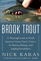 BROOK TROUT A THOROUGH LOOK AT N.A. GREAT NATIVE TROUT