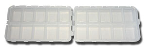 20 Compartment Folding Fly Box