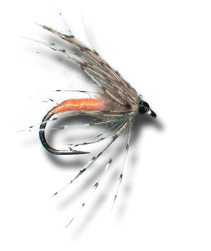 Partridge & Orange Wet Fly