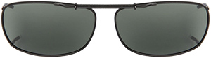 Polarized Clip On Sunglasses - Slide Style - FS-699