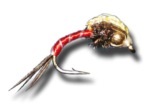 BH Bubble Back Emerger - Red