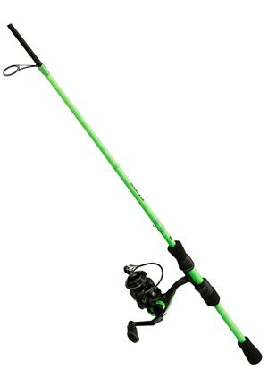 13 Fishing Code Neon Spinning Combo