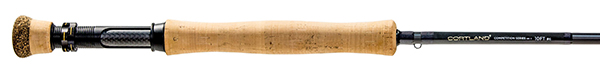 Cortland Competition MK II Lake Fly Rod