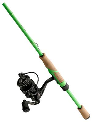 13 Fishing Creed/Fate Black Super Tuned Spinning Combo