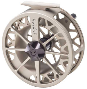 <font color=red>On Sale - Clearance</font><br>Lamson Guru HD Series II Reel