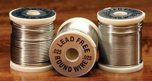Hareline Round Lead Free Wire