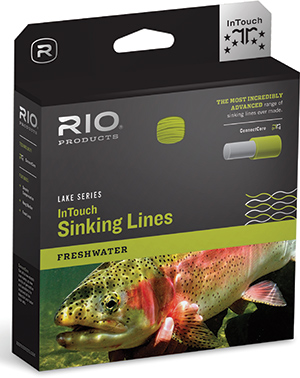 <font color=red>On Sale - Clearance</font><br>Rio InTouch Sinking Fly Line - Deep 5