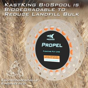 <font color=red>On Sale - Clearance</font><br>KastKing Propel Fly Line w/ Backing - Salmon