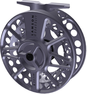 <font color=red>On Sale - Clearance</font><br>Lamson Litespeed Micra 5 Reel