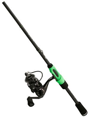13 Fishing Code Black Spinning Combo