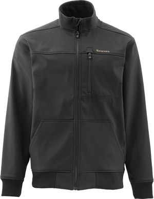 <font color=red>On Sale - Clearance</font><br>Simms Rogue Fleece Jacket - Black