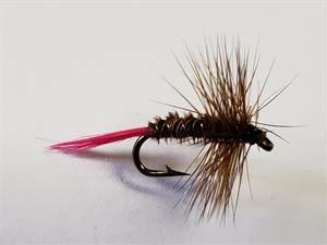 Bargain Bin Pheasant Tail - Red