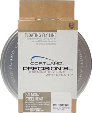 <font color=red>On Sale - Clearance</font><br>Cortland Precision SL Salmon/Steelhead
