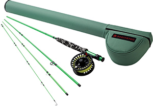 Redington Minnow Fly Rod/Reel Combo