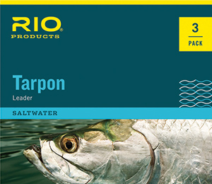 <font color=red>On Sale - Clearance</font><br>Rio Tarpon Leaders - 3 Pack