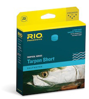 <font color=red>On Sale - Clearance</font><br>Rio Tarpon Short Floating Fly Line